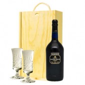 Drinking Gifts Harveys Bristol Cream Sherry Gift Set (9024)