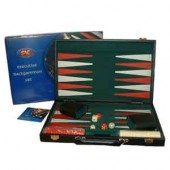 Traditional Games Medium Backgammon Set (9665)