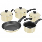 Judge Enamel Saucepan Set (9784)