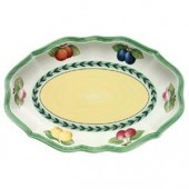 French Garden Fleurence 24cm Pickle Dish (9868)