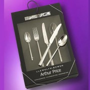 24 Piece Boxed Cutlery Set (10612)