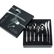 42 Piece Boxed Cutlery Set (10626)