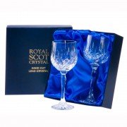 Box of 2 Small Wine Glasses (11790)
