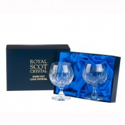 Box of 2 Brandy or Armagnac Glasses (11792)