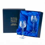 Box of 2 Port or Sherry Glasses (11795)