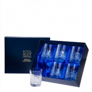 Box of 6 Small Whisky Tumblers (11799)