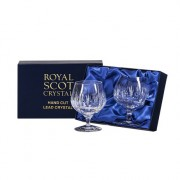 Box of 2 Brandy or Armagnac Glasses (11807)