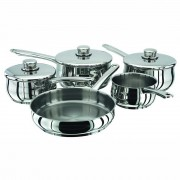 5 Piece Saucepan Set (12034)