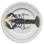 30cm Presentation Main Plate Lobster (13071)