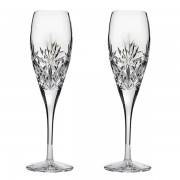 Set of Flute Champagne Glasses (13394)