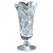 20cm Footed Flared Vase (13453)