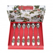 Set of 6 Tea Spoons (14085)