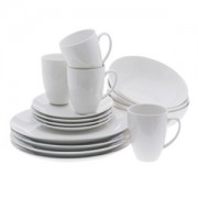 16 Piece Coupe Dinner Set (1425)