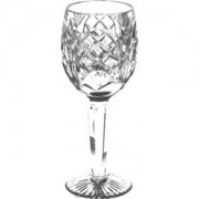 Heritage Crystal Cathedral Pair of Small Wine Glasses (14305)