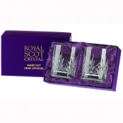Box of 2 Small Whisky Tumblers (15633)