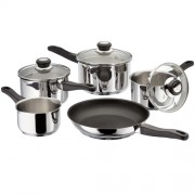 Judge 5 piece Stainless Steel Saucepan Set (16406)