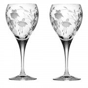 Set of 2 Large Wine Glasses - New Shape (16815)