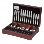 Rattail - 44 Piece Cutlery Set (20540)