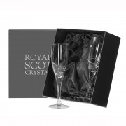 Set of 2 Flute Champagne Glasses (21082)