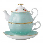 Vintage Tea For One (22181)