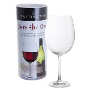 Very Large Full Bottle Wine Glass (22818)