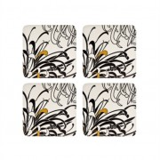 Cream Coasters Set of 4 (23862)
