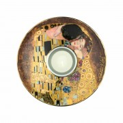Tealight Holder - Klimt The Kiss (24495)