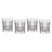 Crosby Double Old Fashioned Glasses - Set of 4 (24608)