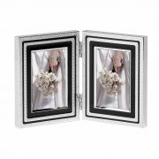 Noir Folding Photoframe (25092)