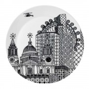 London Calling Large Platter - 32cm (25706)