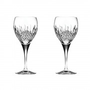 Set of 2 Large Wine Glasses (26181)
