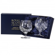 Pair of Brandy Glasses (Presentation Boxed) (26663)