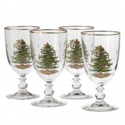Set of 4 Goblet Large Glasses (26710)