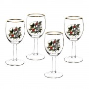 Set of 4 Wine Glasses (26728)
