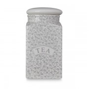 Tea Square Storage Jar (26770)