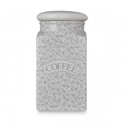 Coffee Square Storage Jar (26772)