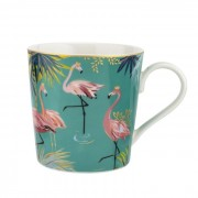 Tahiti Flamingo 12oz Mug (28997)