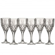 Box of 6 Wine Goblets (29441)