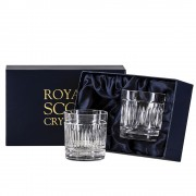 Boxed Pair of Small Whisky Tumblers (29476)