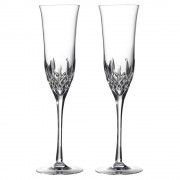 Flute Champagne Glasses - Set of 2 (6128)