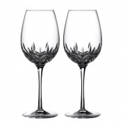 Set of 2 Red Wine Glasses (6131)
