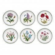 Dessert Plate 21.5cm Set of 6 Assorted (6382)