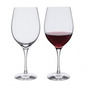 Box of 2 Bordeaux Red Wine Glasses (721)