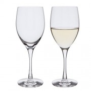 Box of 2 White Wine Glasses (723)