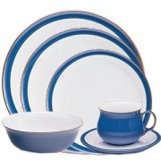 Denby Imperial Blue 24 Piece Dinner Service (93)