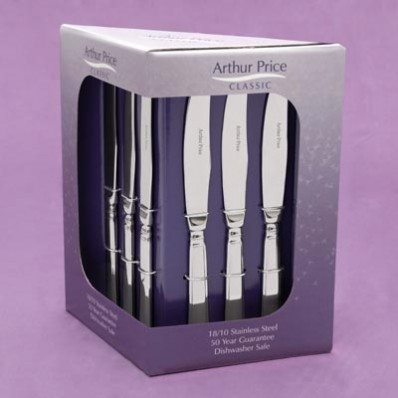 Set 6 Steak Knives (10674)