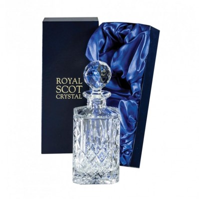 Royal Scot London Square Spirit Decanter (11803)