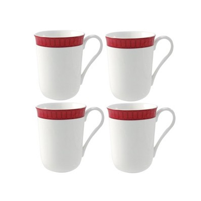 Havens Aynsley Fine Bone China Tableware Madison Red