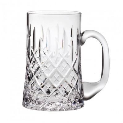 Havens Royal Scot Crystal Glass London Pint Tankard