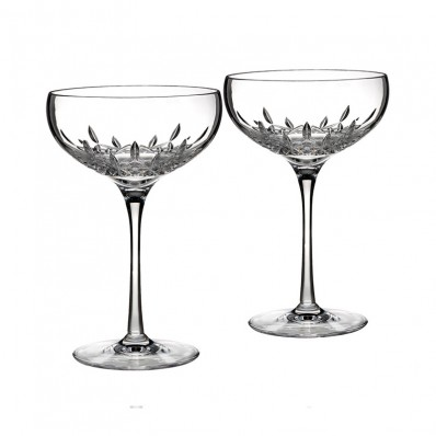 Saucer Champagne Glasses - Set of 2 (14500)